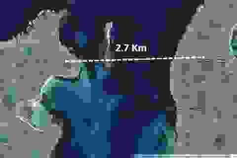 Đường bay ngắn nhất thế giới - 2,7 km